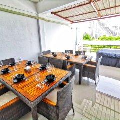 Отель Thai Orange Magic питание