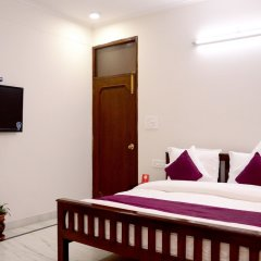 Отель OYO 4492 Home Stay Sukh Vilas комната для гостей фото 2