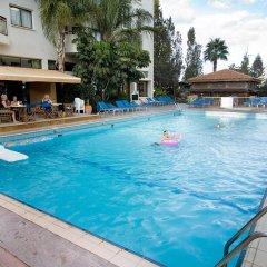 Отель Alva Hotel Apartments Кипр, Протарас - 3 отзыва об отеле, цены и фото номеров - забронировать отель Alva Hotel Apartments онлайн бассейн фото 3