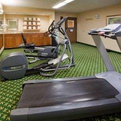 Americinn Hotel & Suites Bloomington West Блумингтон фитнесс-зал фото 2