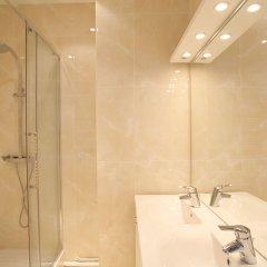 Отель Appartements Paris Centre - At Home-Hotel Франция, Париж - отзывы, цены и фото номеров - забронировать отель Appartements Paris Centre - At Home-Hotel онлайн ванная