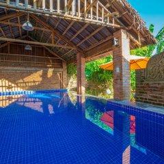 Отель Golden Peach Villa Hoi An бассейн фото 3