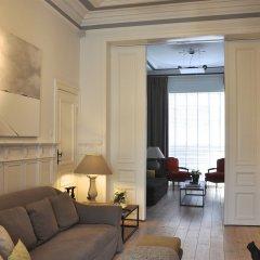 Отель B&B Un Jardin en Ville Бельгия, Брюссель - отзывы, цены и фото номеров - забронировать отель B&B Un Jardin en Ville онлайн комната для гостей