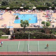 Отель HSM Canarios Park спортивное сооружение