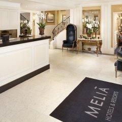 Отель Melia Paris Notre-Dame Франция, Париж - отзывы, цены и фото номеров - забронировать отель Melia Paris Notre-Dame онлайн интерьер отеля фото 2