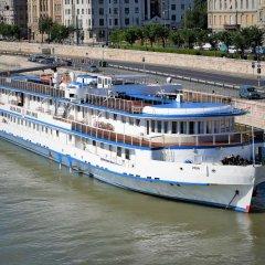 Отель Grand Jules Boat Будапешт приотельная территория фото 2