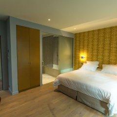 Отель Eden Lodge Paris комната для гостей фото 2