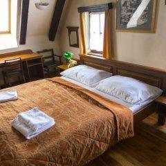 U Medvidku-Brewery Hotel комната для гостей фото 6