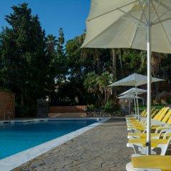 Отель Royal Al-Andalus бассейн