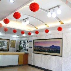 Zhongshan Guanlong Hotel интерьер отеля фото 2