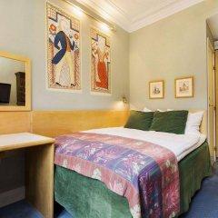 Отель Lady Hamilton Hotel Швеция, Стокгольм - 3 отзыва об отеле, цены и фото номеров - забронировать отель Lady Hamilton Hotel онлайн комната для гостей фото 2
