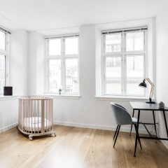 Апартаменты 3-bedroom Apartment in Copenhagen Копенгаген комната для гостей