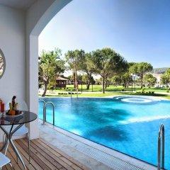 Отель Batihan Beach Resort & Spa - All Inclusive балкон