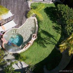 Отель Bora Bora Pearl Beach Resort and Spa Французская Полинезия, Бора-Бора - отзывы, цены и фото номеров - забронировать отель Bora Bora Pearl Beach Resort and Spa онлайн бассейн