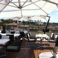 The First Luxury Art Hotel Roma питание