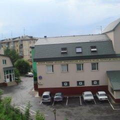 Гостиница Гларус балкон