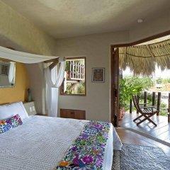 Отель La Villa Luz Adults Only комната для гостей фото 2
