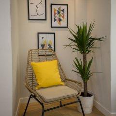 Апартаменты Designer Apartment in one of Lisbon's Trendiest Quarters интерьер отеля фото 2