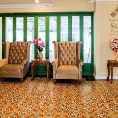 Siri Heritage Bangkok Hotel интерьер отеля фото 3