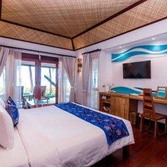 Отель Tup Kaek Sunset Beach Resort комната для гостей фото 5