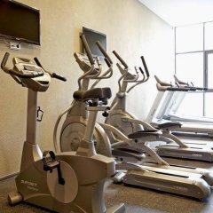 Гостиница CityHotel фитнесс-зал фото 4