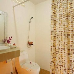 Bamboo Beach Hotel & Spa ванная фото 2