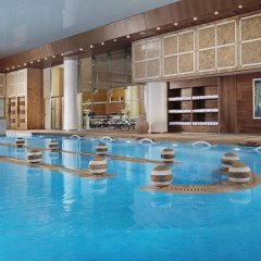 Отель Divani Apollon Suites бассейн