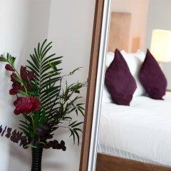 Отель The Spires Glasgow комната для гостей фото 5