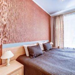 Мини-Отель Поликофф Стандартный номер с разными типами кроватей фото 8