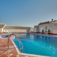 Al Manar Grand Hotel Apartments бассейн