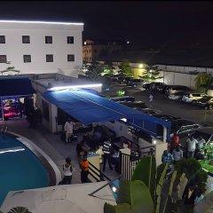 De Santos Hotel парковка