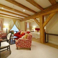 Garden Palace Hotel комната для гостей фото 3