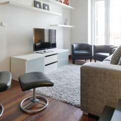 Апартаменты Marina Playa Apartment by FeelFree комната для гостей фото 5