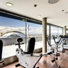 Отель Barceló Valencia фитнесс-зал