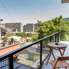 Гостиница Альянс балкон