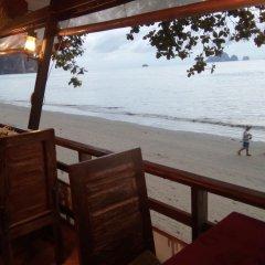 Отель Ao Nang Beach Resort балкон