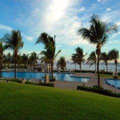 Отель Fraccionamiento Playa Diamante 272 бассейн