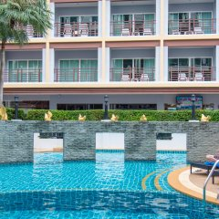Отель Amata Patong бассейн фото 2