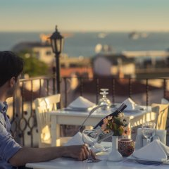 Sarnic Hotel (Ottoman Mansion) питание
