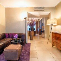 ALDEN Suite Hotel Splügenschloss Zurich интерьер отеля