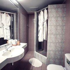 Гостиница Шишка ванная фото 2