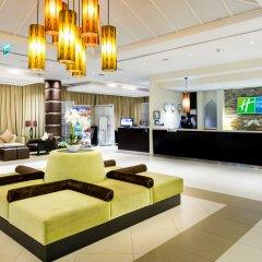 Отель Holiday Inn Express Dubai, Internet City интерьер отеля фото 3