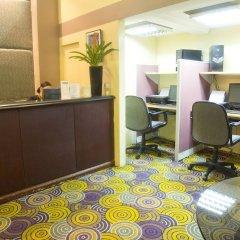 Makati Palace Hotel интерьер отеля фото 3