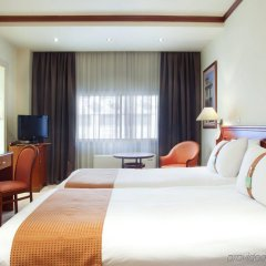 Отель Holiday Inn Thessaloniki комната для гостей