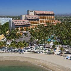 Отель The Westin Resort & Spa Puerto Vallarta пляж