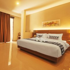 Отель Grand Barong Resort комната для гостей фото 3