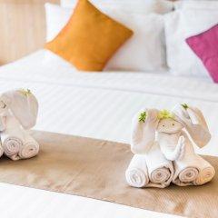 Andaman Beach Suites Hotel 4* Стандартный номер разные типы кроватей фото 10
