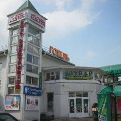 Гостиница Nikolas вид на фасад