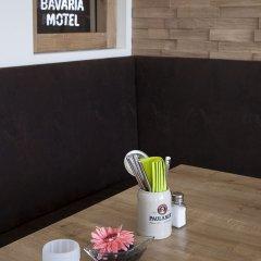 Отель BM Bavaria Motel бассейн
