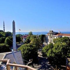 Отель Alzer балкон